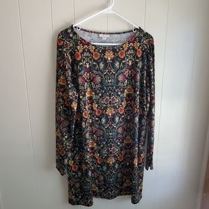 J.jill tunic top, GUC! Large!